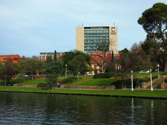 Torrens River-Adelaide